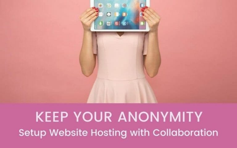 Setup Website Hosting & Collaboration